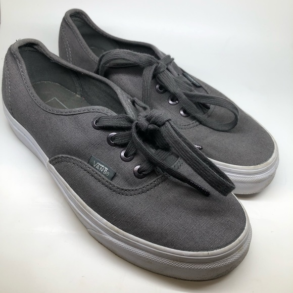 Vans Off The Wall 500714 Gray Sneakers